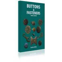 Buttons & fasteners af Gordon Bailey