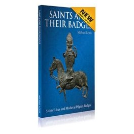 Saint and their badges af Michael Lewis